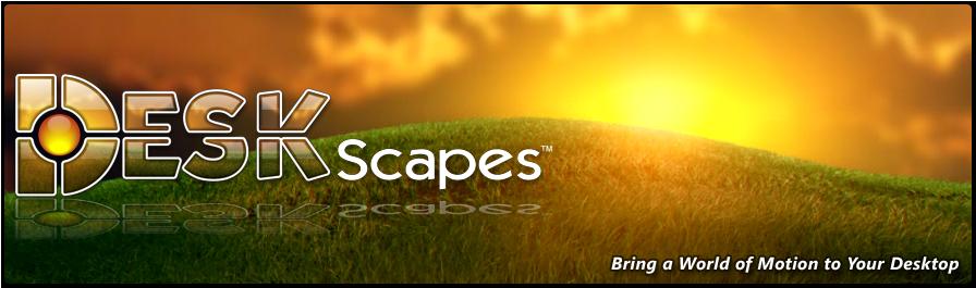 Stardock DeskScapes 1.0 2007, Графическое оформление скачать торрент.