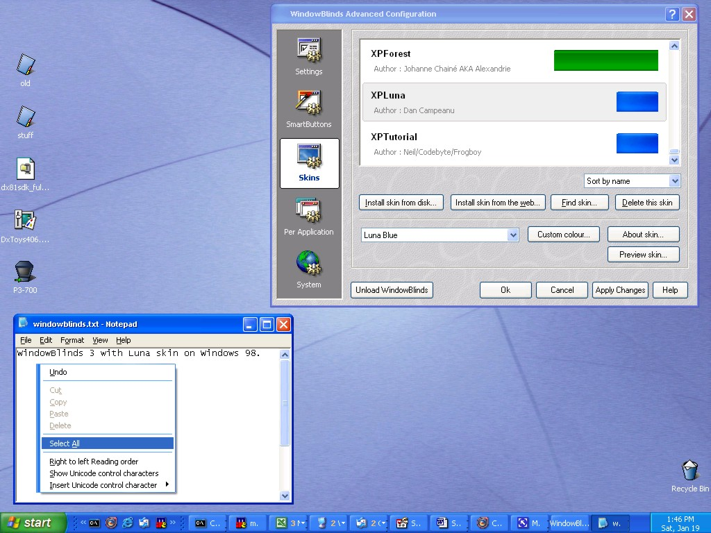 Stardock Windows xp Like Windows xp Visually