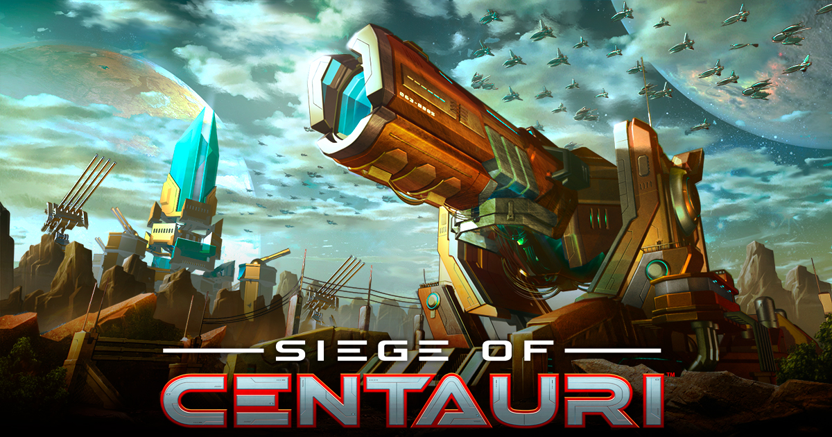 Siege of Centauri beta coming up on March 28th.