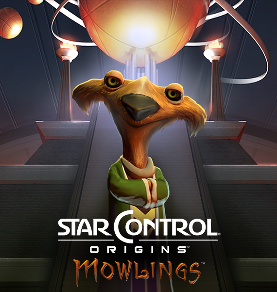 Star Control - Mowlings