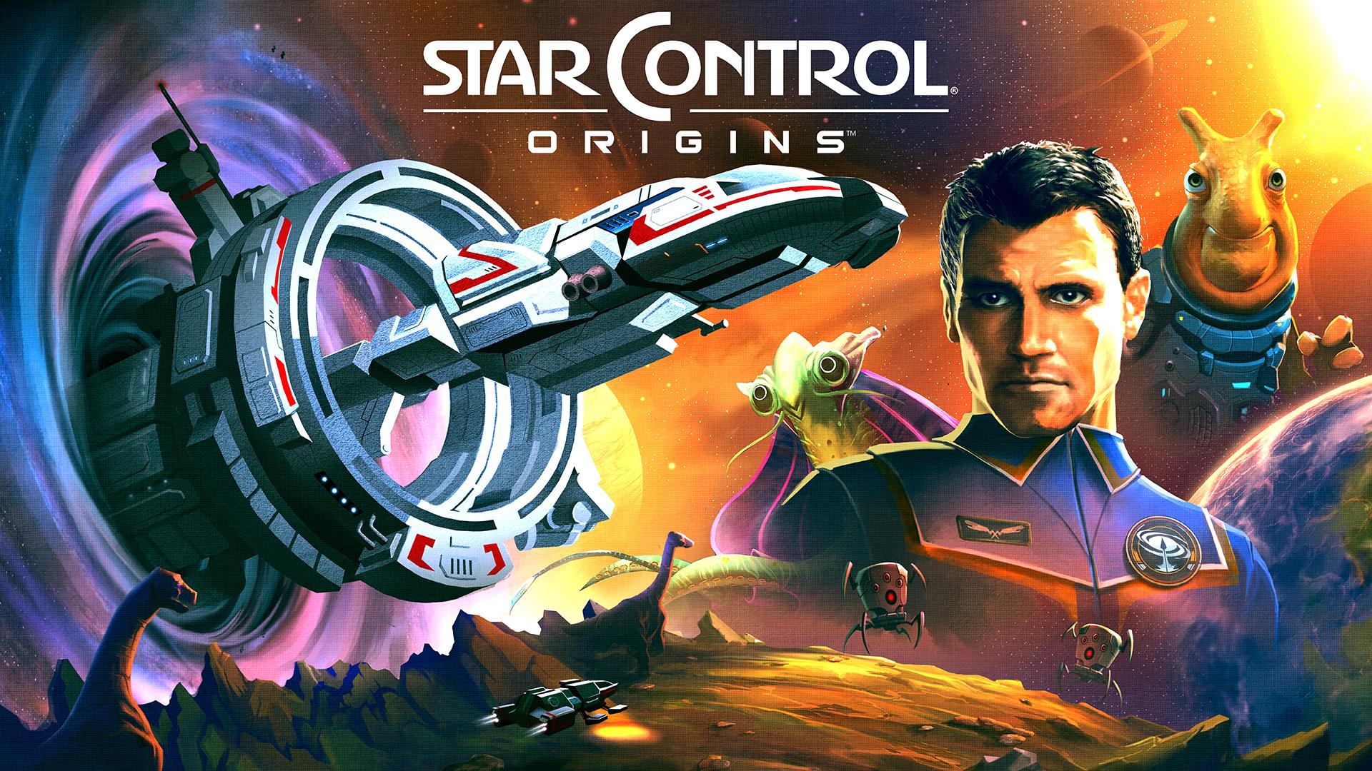 Star Control Origins Screenshots Video And Wallpaper
