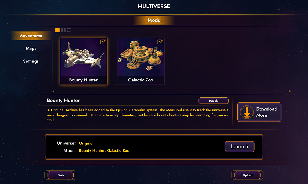 FREE Multiverse DLC for Star Control: Origins lets you create your