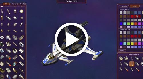 Star Control: Origins - Fleet Battle Beta
