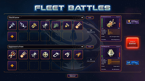 Design Your Fleet