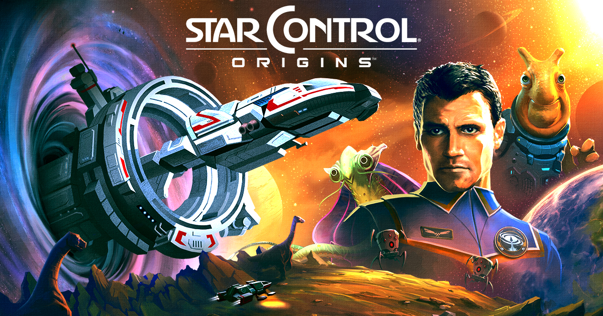 Star Control - An epic space adventure game